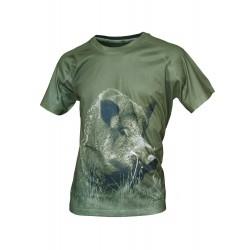 Camiseta Benisport Técnica Jabali