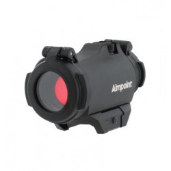 Visor Punto Rojo Aimpoint Micro H-2 2 MOA  con Montura Weaver